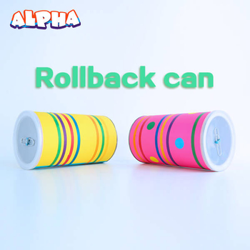 Alpha Science Classroom: DIY Rollback Can Releases the Mysteries of Physics