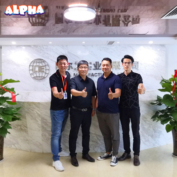 Alpha science toys:Cooperate with Alibaba create children's science toy educational world