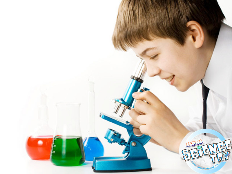 Science experiment microscope-Science experiment microscope-kids science experiments