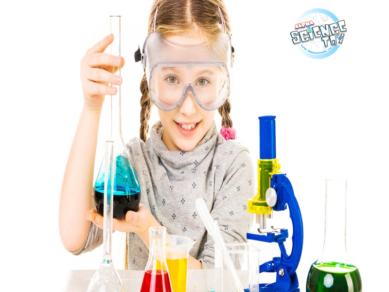 Children's science experiment toy-easy science experiments for kids